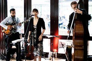 Trio Jazz Chanteuse